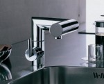 Adjustable Kitchen Faucet minimalist and moderns look by Nobili