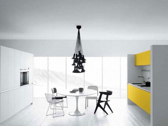 Amazing kitchen color combinations picture ideas from Vetronica kitchen