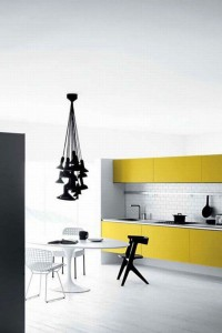 Amazing kitchen colors combinations picture ideas from Vetronica kitchen