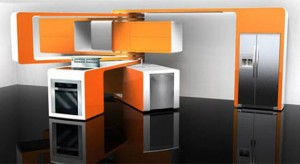 Amazing movable kitchen design picture ultra modern kitchen Marcello Zuffos