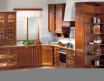 Classic Kitchen Designs warmth and comfort of natural wood from Gorenje
