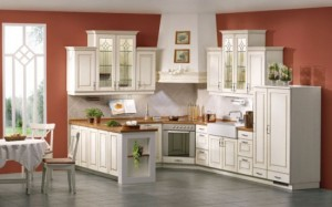 Classic Kitchen Designs warmth and comfort of naturals wood from Gorenje