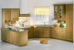 Classic Kitchens Designs warmth and comfort of natural wood from Gorenje