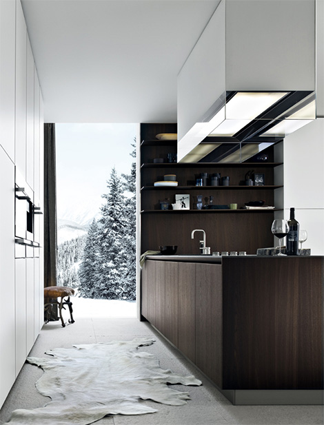 Cool and naturally contemporary minimal horizontal thicknesses maximum wideness