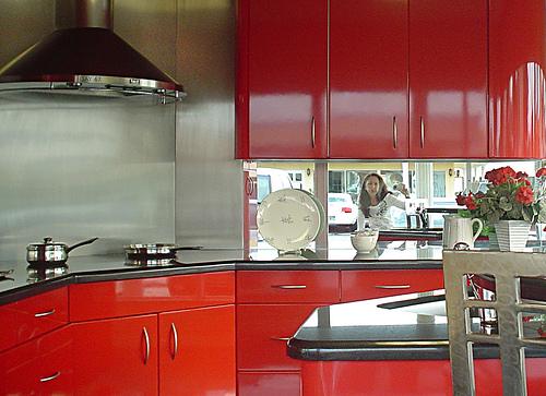 Decorative kitchen painting ideas colorful designs