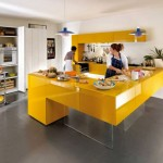 Designing a small kitchens in creative ways