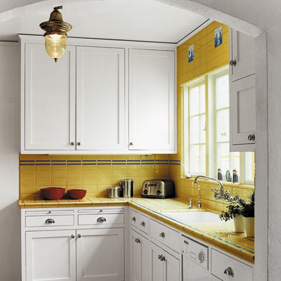 Designing small kitchen in efficient ways