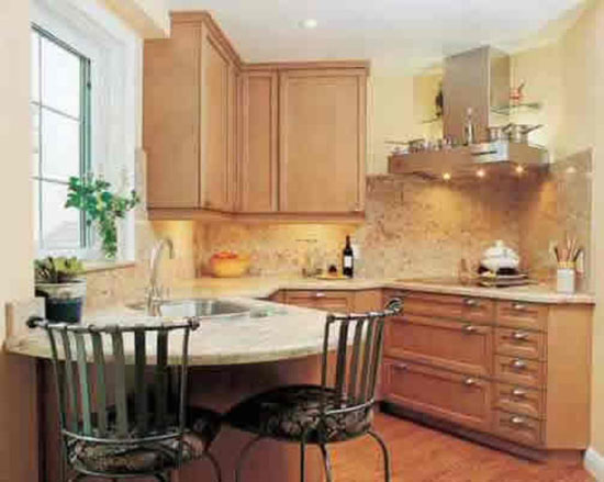 The Small Kitchen Cabinet Design Ideas If You Have a Small Space