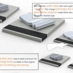 Electrolux Morphware plate transformer design by Nick Smigielski