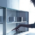 Ergonomic Kitchen features nano coated surfaces scratch resistant