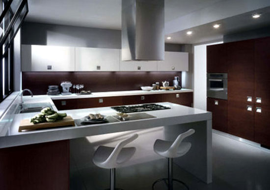 Fantastic kitchen concept from several expert