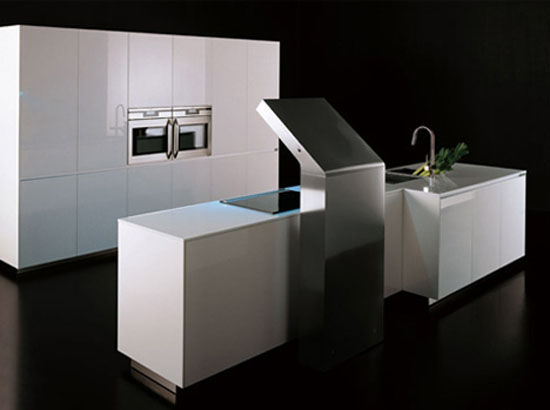 Fantastic kitchen concept from several experts