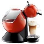 Futuristic Coffee machine red