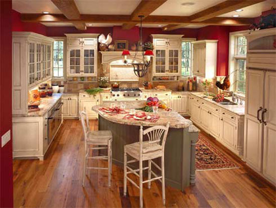 How to set perfect kitchens furniture Quality is the most important