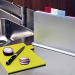 Index Chopping Board help you to cleave organized from Joseph Joesph