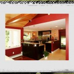 Kitchen Cabinet Red Color Decorating Ideas kitchen ideas colors