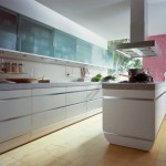 Kitchen Design Idea From Binns come with fresh color and warm place