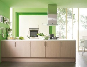 Kitchen Design Ideas From Binns come with fresh color and warm place
