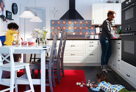 Kitchen Designs picture Idea 2011 by IKEA in modern kitchen style