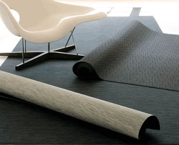 Kitchen Floor Mats for modern decor from Chilewich