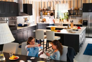Kitchens Designs picture Ideas 2011 by IKEA in modern kitchen style