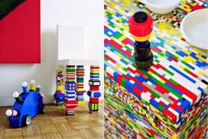 LEGO kitchen by Simon Pillard Philippe Rosetti is amazing detail