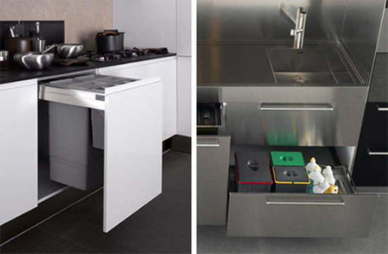 Life enhancing technological innovation become standard Italia kitchen use Ecological Panels
