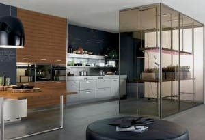Life enhancing technological innovation become standard Italia kitchen uses Ecological Panel