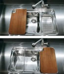 Life enhancing technological innovation become standard Italia kitchens use Ecological Panel