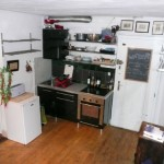 Little kitchen design ideas small kitchen