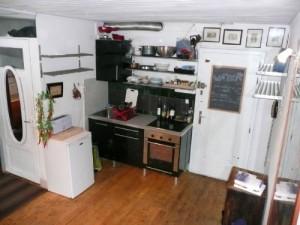 Little kitchen design ideas small kitchen