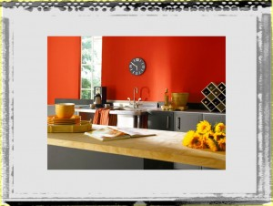 Modern Kitchen Paint Colors painting a kitchen ideas