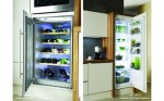 Modular Fridge picture idea to store your food called divide and cool