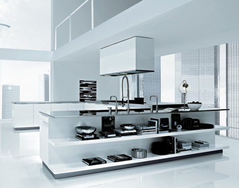 Modular Kitchen Designs cutting edge