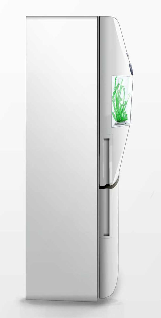 New refrigerator designs with green fortune & whirlpool