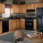 Oak Kitchen cabinets for your Interior kitchen minimalist modern