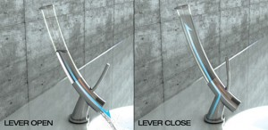 One liter limited faucet the newest technology for your kitchen furniture