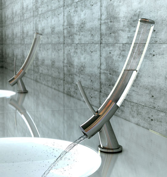 One liter limited faucet the newest technology for your kitchens furniture