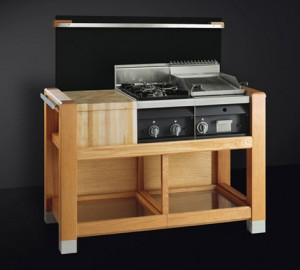 Outdoor Modular Kitchen brings style barbeque by Jcorradi