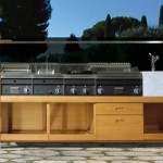 Outdoor Modular Kitchens bring style barbeque by Jcorradi
