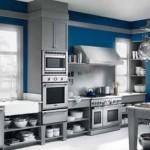 Professional Kitchen Appliances white