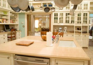 Quartz durability for countertops prevent of chipping or cracking of the stone