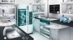 SKARP kitchen concept by IKEA use high technology kitchen