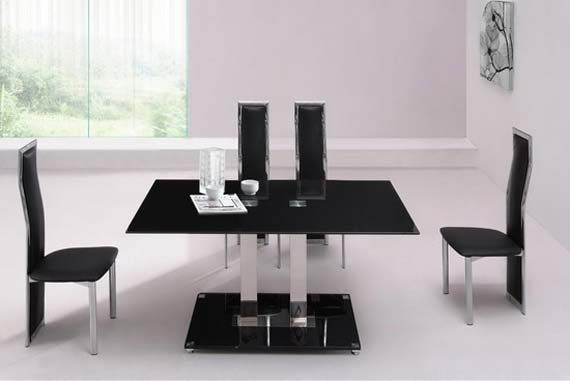 Stylish-Black-Dining-Rooms-Designs-Ideas-
