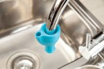 Tapi makings sink into a drinking fountain easy to install