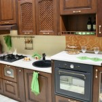 Tips of working with small kitchen design