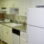 Tips of working with small kitchen designs