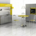 Ultra Modern Kitchens yellow from Philippe Starck