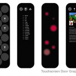 Ultra sonic wine storage with touch screens technology