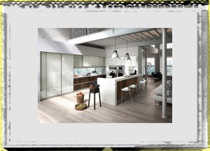 Usa open kitchen design